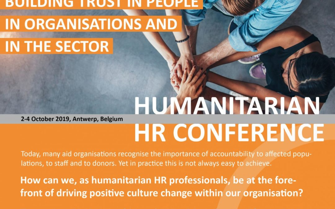 Humanitarian HR Conference